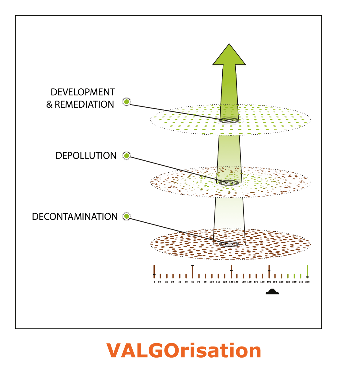 VALGO, a unique model for the depollution of polluted sites and soils