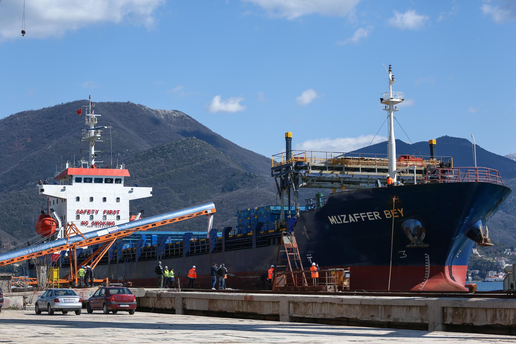 Remediación Astillero de Bijela -Montenegro