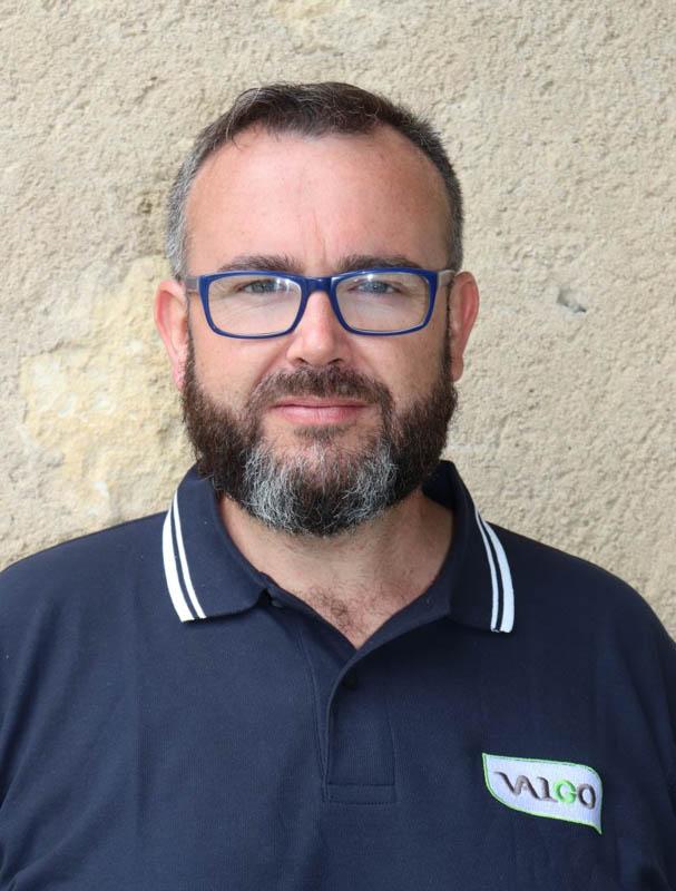 Le responsable de l'agence VALGO située à Nantes