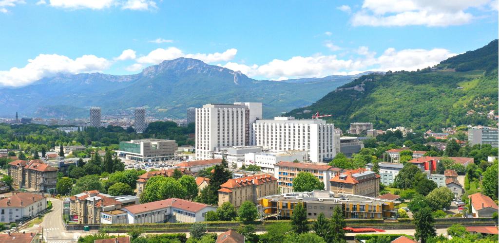 VALGO expert en désamiantage intervient sur le CHU de Grenoble pour décontaminer ce dernier