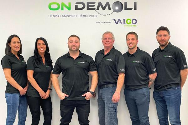 VALGO s'implante au Canada avec une équipe de plus en plus importante